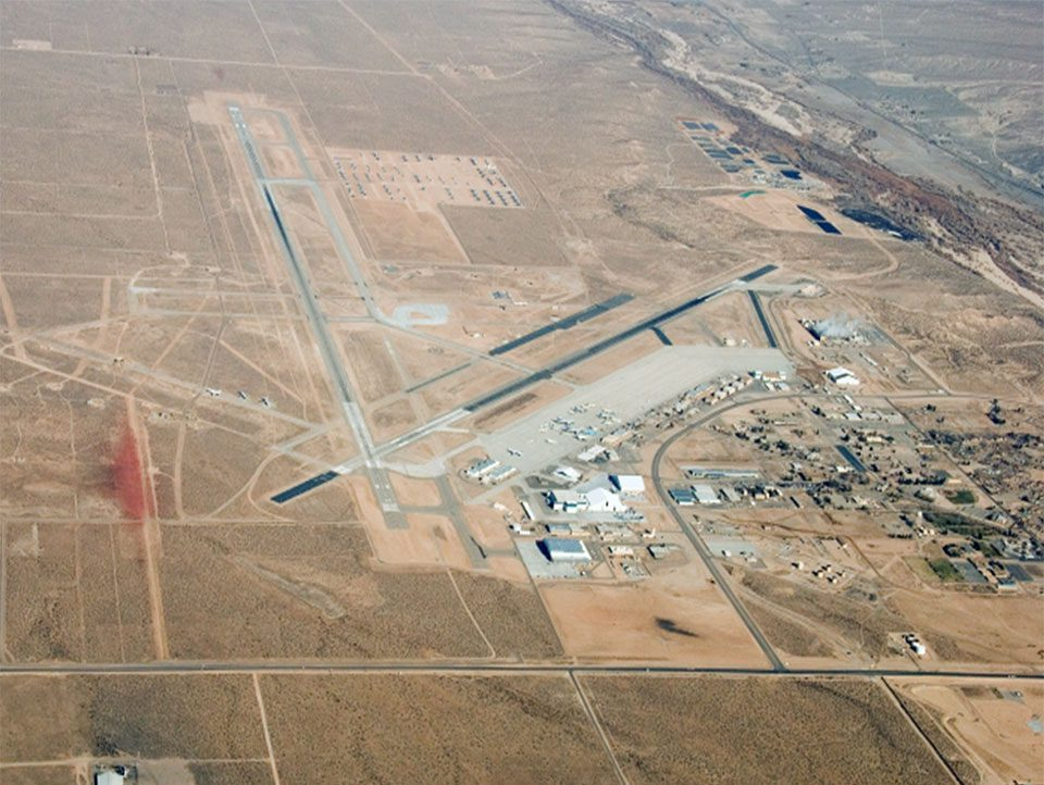 Victorville Airport (After)